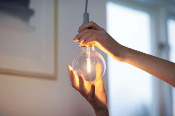 Remplacement d'une ampoule LED