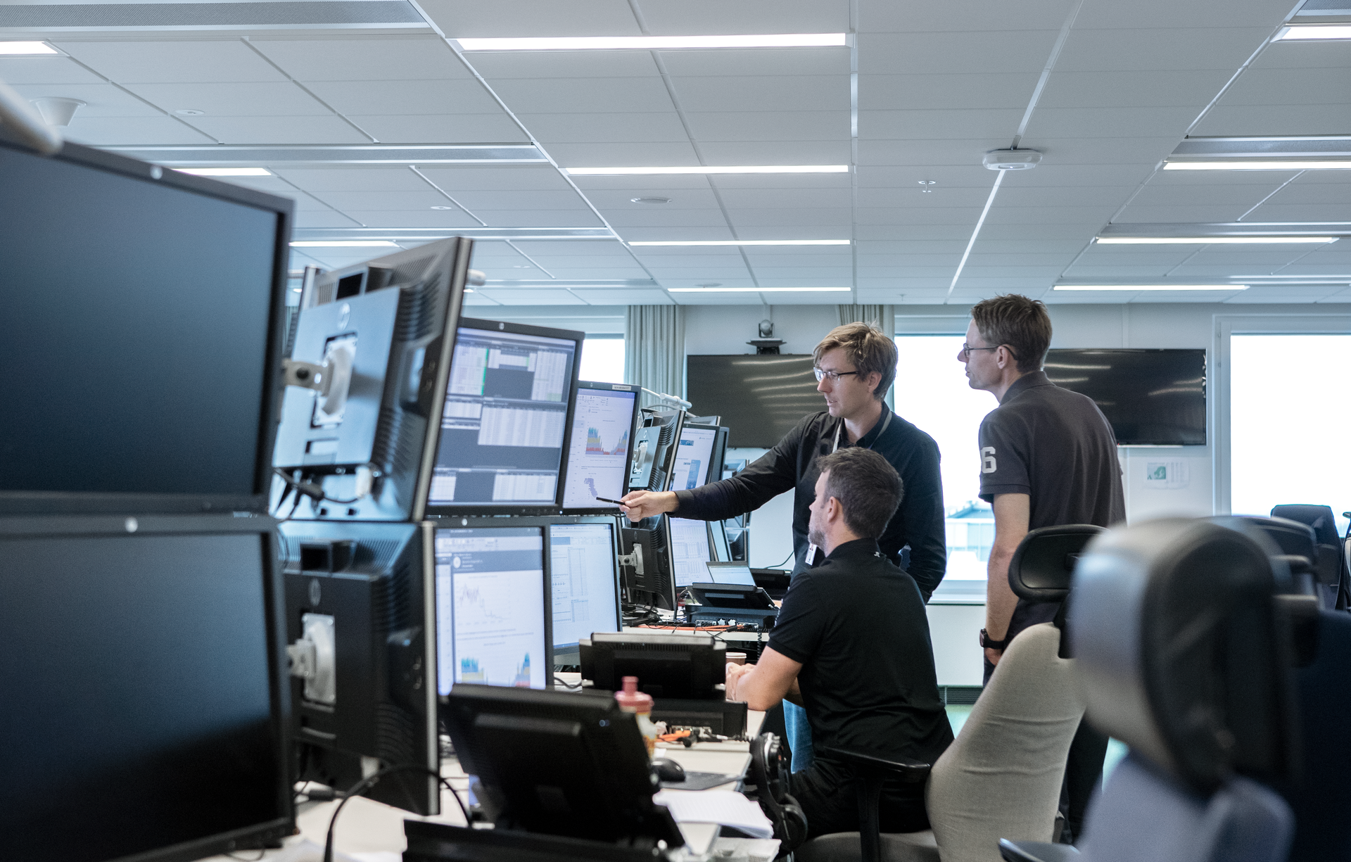 Homme trading Vattenfall